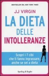 La dieta delle intolleranze
