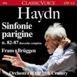 Sinfonie parigine n. 82-87