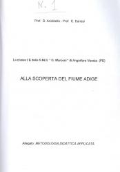 Alla scoperta del fiume Adige