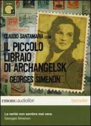 Claudio Santamaria legge Il piccolo libraio di Archangelsk