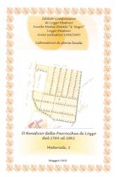 Il beneficio della parrocchia di Lozzo dal 1564 al 1861. Materiali, 1