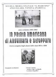 La patata americana di Anguillara e Stroppare