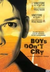Boys don't cry [Videoregistrazioni]