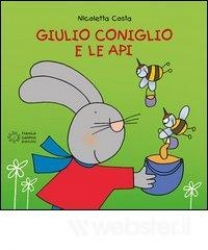 Giulio coniglio e le api