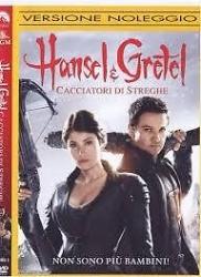Hansel e Gretel cacciatori di streghe