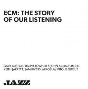 Ecm: the story of our listening