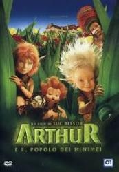 Arthur e il popolo dei minimei [Videoregistrazioni]