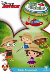 Little Einsteins. Pronti, partenza e via!