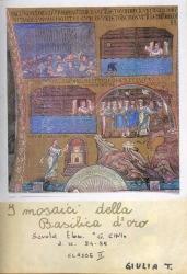 I mosaici della Basilica d'oro