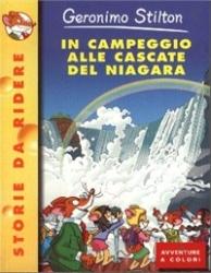 In campeggio alle cascate del Niagara