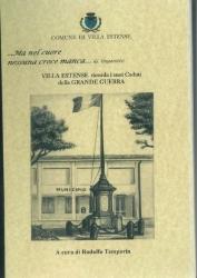 Villa Estense ricorda i suoi caduti della grande guerra