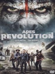 Apes revolution: il pianeta delle scimmie