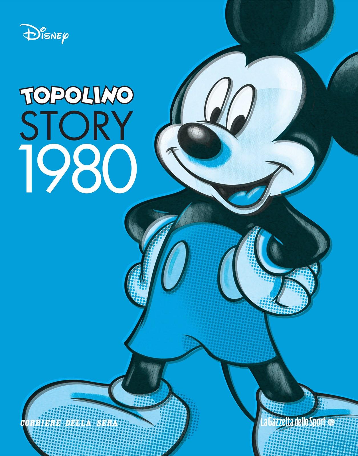 Topolino story 1980