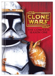 Star wars : the clone wars. La prima stagione completa