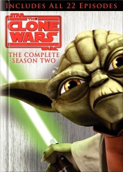 Star wars : the clone wars. La seconda stagione