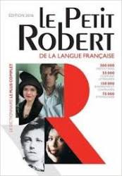 Le Petit Robert