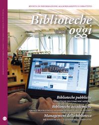 Biblioteche oggi