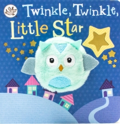 Twinkle, twinkle, little star.