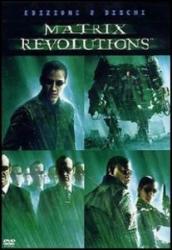 Matrix revolutions [Videoregistrazioni]