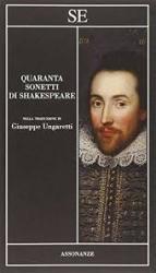 Quaranta sonetti di Shakespeare