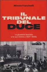 Il tribunale del duce