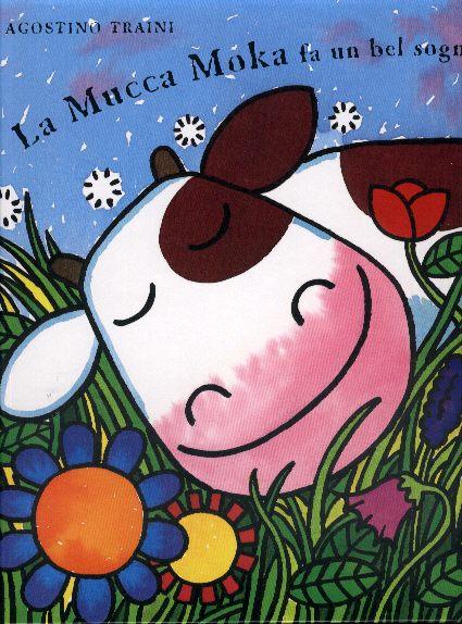 La mucca Moka fa un bel sogno