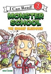 Monster School : the spooky sleepover