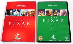 I corti Pixar collection
