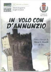 In volo con D'Annunzio