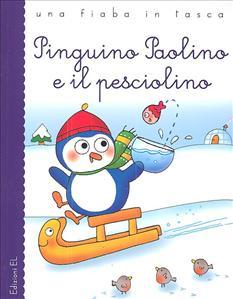 Pinguino Paolino e il pesciolino