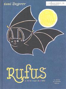 Rufus il pipistrello colorato
