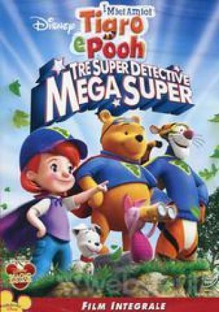 Tre super detective mega super