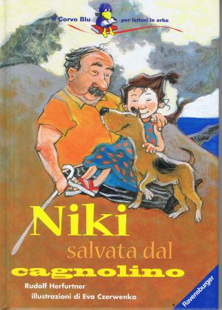 Niki salvata dal cagnolino