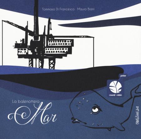 La balenottera Mar