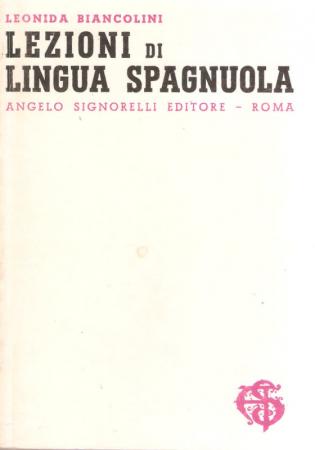 Lezioni di lingua spagnuola