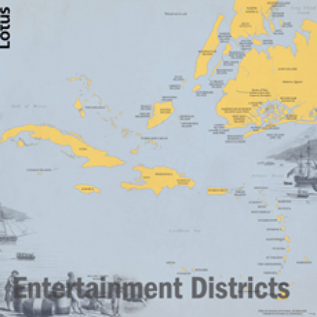 Entertainment districts