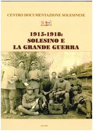 1915-1918: Solesino e la grande guerra