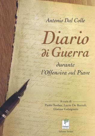 Diario di guerra durante l'Offensiva sul Piave