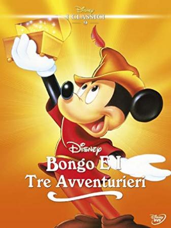 Bongo e i tre avventurieri