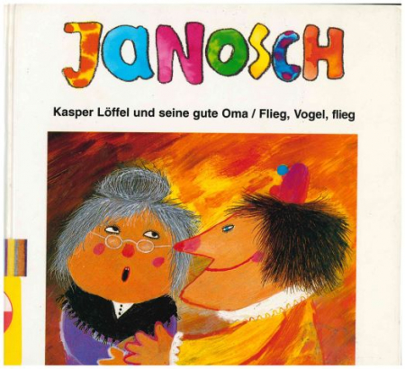 Kasper Löffel und seine gute Oma