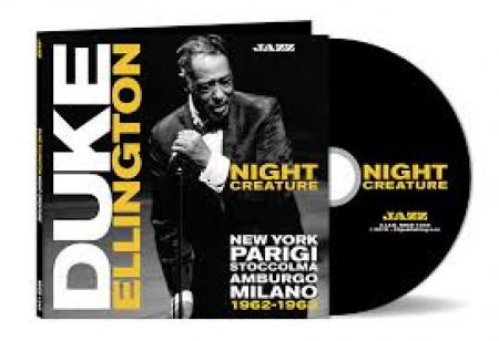 Night creature : New York, Duke Ellington