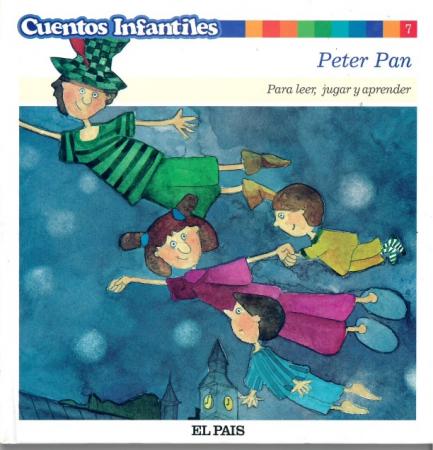 Peter Pan/James Barrie