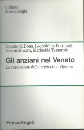 Gli anziani nel Veneto