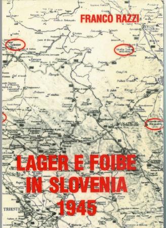 Lager e foibe in Slovenia, 1945
