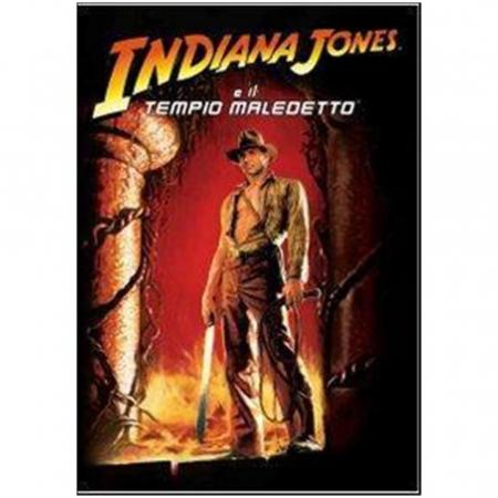 Indiana Jones e il tempio maledetto [Videoregistrazioni]