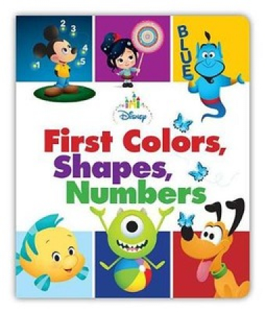 Baby First Colors Shapes, Numbers