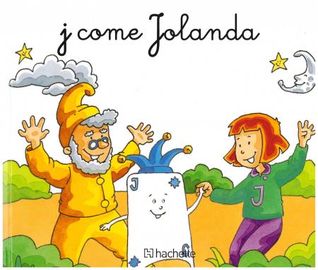 J come Jolanda