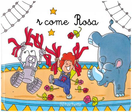 R come Rosa