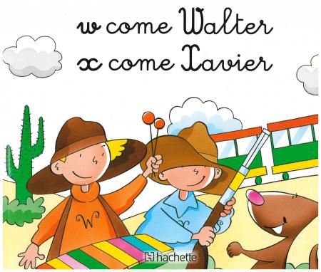 W come Walter, X come Xavier