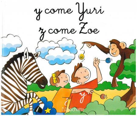 Y come Yuri, Z come Zoe